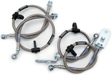 Brake Hydraulic Hose Kit-Street Legal Front Rear Russell fits 02-04 Ford Focus