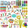 Party Favor Bulk Assortment Toys for Kids Boys Girls- Goodie Bag/Piñata Fillers