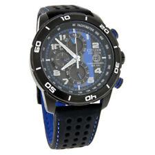 Citizen CA0467-03E Men's Primo Chronograph Eco-Drive Watch
