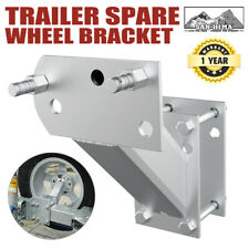 Trailer Part Caravan Boat Spare Wheel Carrier Bracket Type Holder