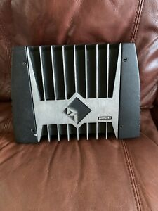Rockford Fosgate Punch 225.2 2 Channel Amp, With End Caps, & X -over Card