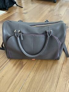 Pacapod Firenze Leather Baby Changing Bag