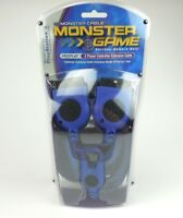 2 Player Playstation 2 Monster Game 7ft Controller Extension Cable PS2 PS1 PSone