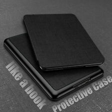 For Kindle Paperwhite 1 2 3 Case PU Leather Magnetic Wake/Sleep Protective Cover