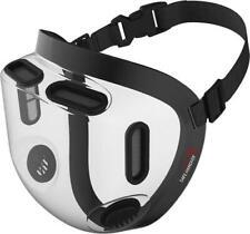 Full Face Protective Gear, Nano Tech Filter Lightweight, Black (Pack of 1)