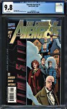 Timeslip Special #1 CGC 9.8 Smith Mitchell Avengers Thor Phoenix Professor X