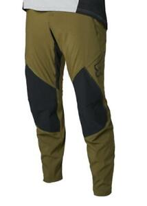 Fox Defend Pants - Bike - MTB/Enduro/XC/Trail - Cycling Pants - Olive Green