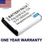 Battery For Samsung ES50 ES55 HMX-U10 HMX-U100 HZ10W HZ15W IT100 L100 L110 new