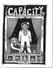 Capacity by Theo Ellsworth SET of 7 Issues #1, 2, 4, 5, 6, 7, 8 NM-  A/E