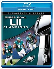 NFL Super Bowl 52 Champions (Eagles)(Blu-ray)(Region Free)