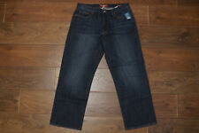 NEW W36 L30 Lucky Brand 100% Cotton 181 Relaxed Straight Jeans