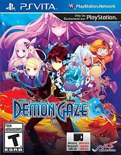 Demon Gaze [Sony PlayStation Vita PSV, NIS America JRPG Video Game] NEW
