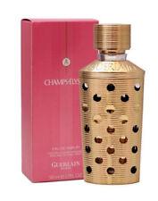 CHAMPS ELYSEES Guerlain Eau De Parfum 50ML / 1.7oz.Spray Refillable Metal. New