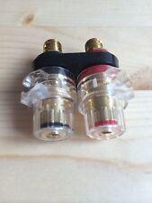 Audiophile Speaker Binding Post Female Socket Terminal Gold Plated (AEC)