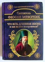 In Russian Orthodox Saint Theophan the Recluse SPIRITUAL LIFE Theophan Zatvornik
