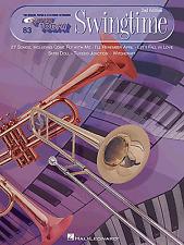 E-Z Play Today 83 - SWING - Easy Keyboard Sheet Music Book EZ SFX Songs Tunes
