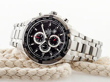 Casio Herrenuhr Chronograph Edifice EF-539D-1AVEF