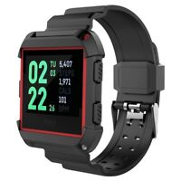 For Fitbit Blaze Rugged Protective Case with Strap Bands for Fitbit Blaze Watch