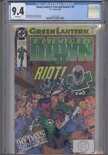 Green Lantern Emerald Dawn II #5 CGC 9.4 1991 DCl Comic: New Frame: