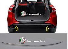 Modanatura Portabagagli cornice profilo in acciaio cromo RENAULT CLIO IV Sporter