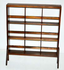 Vintage Oak Bookcase Display Shelving Unit - FREE Shipping [PL3283]