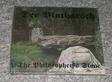 The Philosopher's Stone Der Blutharsch~NEW~RARE 2007 Austria Import Neofolk CD