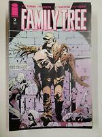 Family Tree #2 VF 2019 Image Comic Jeff Lemire