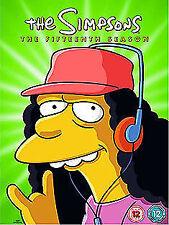Simpsons Complete Season 15 - DVD Region 2