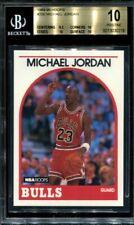 1989 NBA Hoops Michael Jordan #200 BGS 10 Pristine