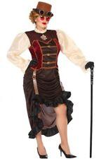 Déguisement Femme Steampunk XXL Costume Adulte Victorien