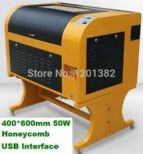 Free Shipping 4060 Laser Engraving 600*400mm Co2 Laser Cutting Machine Specifica