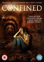 Confined DVD (2016) Jason Patric, Rockaway (DIR) Horror Thriller Scary NEW Movie
