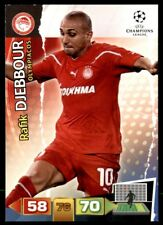 Panini Champions League 2011-2012 Adrenalyn XL Rafik Djebbour Olympiacos