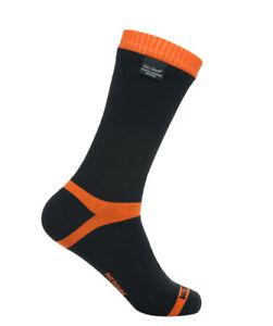 DexShell Hytherm Pro - Waterproof Socks - Black / Red