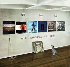 Retrospective, Vol. 3 - Rush (CD/DVD SET, Jan-2009) GREATEST HITS LATER YEARS