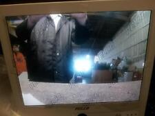 """Pelco Public View PMP20W 20"""" PVM LCD Monitor w/ High Speed 3.0-9.5mm Camera"""