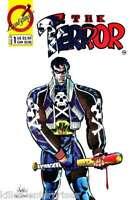 The Terror #1 Comic Book - Lead Slinger 1991