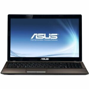 ASUS X53E 15.6in. (750GB, Intel Core i5 2nd Gen., 2.5GHz, 6GB) Notebook/Laptop -