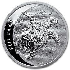 2013 1 oz Silver New Zealand Mint $2 Fiji Taku Coin - SKU #74280