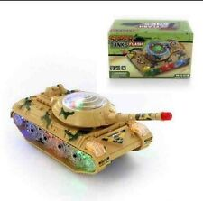 Super Flash Tanks Go With Flashing Lights Sound Great Fun For Childrens