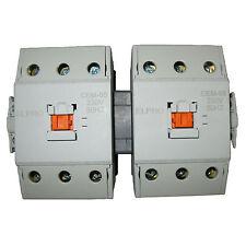 4PRO CEM-65 Contactor Pair/Set, 3P 65A 230/400V 50-60Hz with interlocking