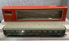 Vintage Lima 6609 Train Scharnow-reisen 2 Rail O Scale Gauge In Box