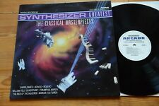 Ed Starink SYNTHESIZER GREATEST The Classical Masterpieces LP Arcade 04 5260 21E