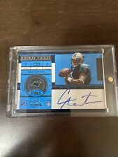 2011 Playoff Contenders Rookie Ticket Cam Newton RC AUTO Rookie Autograph