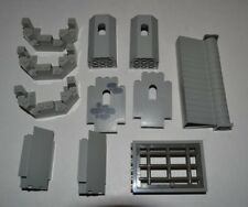 Lego Castle Pieces Lot Spiral Light Gray 4444 6066 2345 4071 30246 40243 ACYE