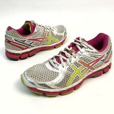 @ Asics GT-2000 Women's Athletic Running Shoes Size 10 Gray Pink Sz 10 Eu42 EUC