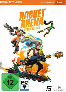 Rocket Arena - Mythic Edition - PC (Code in a Box) - NEU & OVP