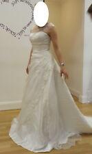elegantes  Brautkleid/Hochzeitskleid von Amera Vera, Ivory, Gr. 38