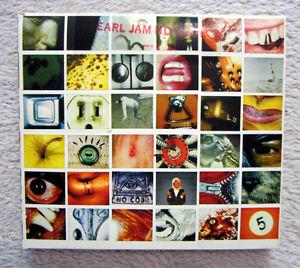 CD / PEARL JAM / 1996 / EPIC / RARITÄT /