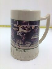 Calder Race Course Holy Bull Mug Beer Stein In Very Good Condition